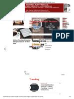 Bocoran Daftar Isi eBook Panduan Lengkap Menjadi Drafter MEP Pemula