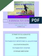 H Ennoia Tou Kymatos