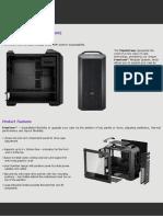 MasterCase 5 Windowed - Product Sheet