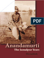 Anandamurti Jamalpur Years
