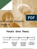 Unconscious Motivation