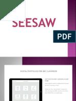 Sea Saw Presentation1