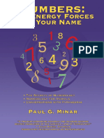 Paul Minar-Numbers Energy Forces in Your Name