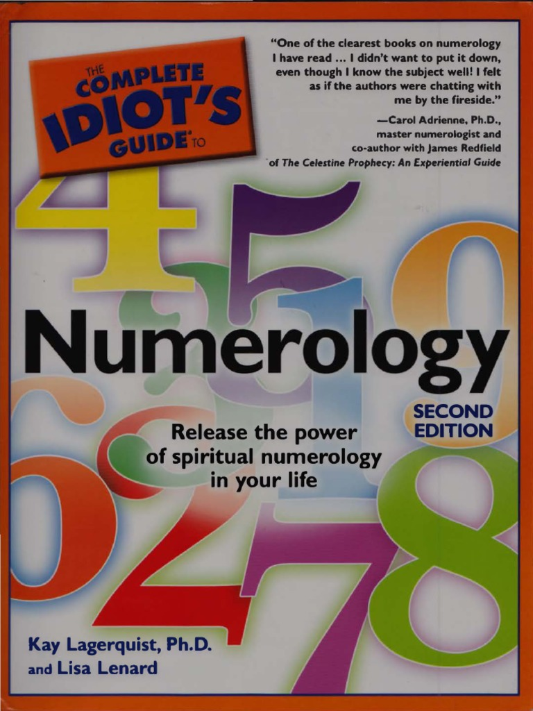 Key lagerquist lisa renard the complete idiots guide to numerology key lagerquist lisa renard the complete idiots guide to numerologypdf karma religious belief and doctrine fandeluxe Gallery