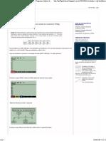 HP50g Solutions_ Calculando o VPL Passo a Passo (Programa Análise de Investimento HP50g)