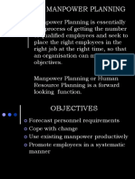828manpower Planning