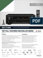 De AVRX1400H Spec e3 en v01