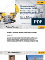 How to Calibrate an IR Thermometer - Frank Liebmann 2017-06-21
