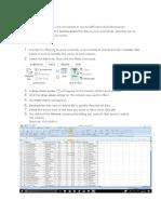 Excel Slip