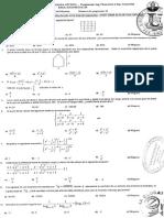 Examen de Ingreso Fce