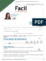 Curso Gratis de Geometría - Figuras Simétricas _ AulaFacil