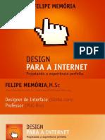 06 Design Para a Internet Projetando a Experincia Perfeita