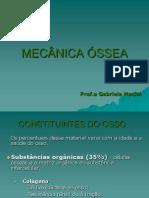 Biomecânica Óssea
