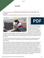 Portal EA - Manutenção Ar Condicionado