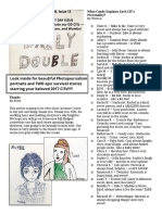 Daily Double, Volume 48B, Issue 13