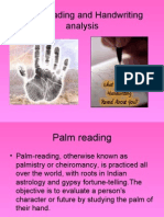 26264724 Palm Reading and Handwriting Expo