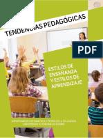 Estilos de Enseñanza y Estilos de Aprendizaje