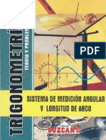 Sistema de Medicón Angular Trigonometria