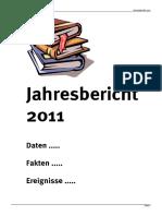 Jahresbericht 2011 Stadt Aalen
