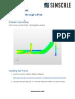 CFD Exercise #1_ Laminar Flow Through a Pipe