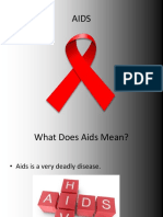 Aids Presntation