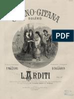 IMSLP324301 PMLP525003 Arditi Gitano Gitana Vpf BDH