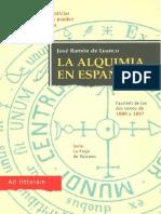 Luanco Jose Ramon De - La Alquimia En España.pdf