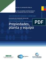 Propiedad Planta y Equipó Ifrs Full
