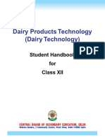 Dairy Products Theory XII