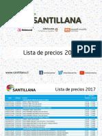 Precios 2017