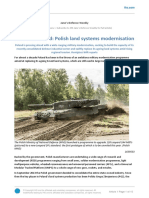 Polish Land Systems Modernisation