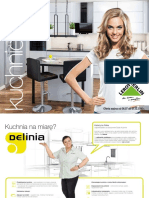 Katalog Kuchnie LM 2016 Nowy