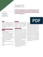 Brochura PHD Online