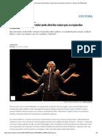"""""""O Pensamento Conservador Pode Abordar Coisas Que as Esquerdas Recalcam"""" _ Cultura _ EL PAÍS Brasil"""