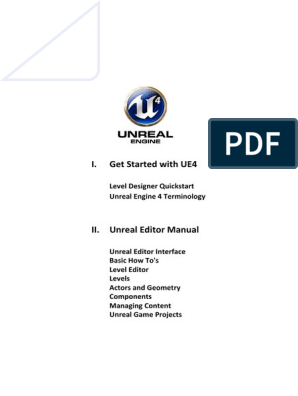 001_GetStarted_EditorManual pdf | Computer File | Directory