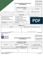 For.solicitud de Orden de Cedulacion Aprobado 03-16
