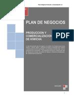 Plan de Negocios Kiwicha Talavera