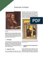 Inspiração (teologia)