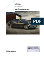 bmw 08.4_G12 Rear Entertainment