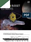 Fy 2018 Budget Estimates