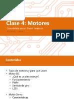 Clase Motores