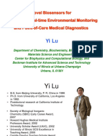 Yi Lu DNA Biosensors 2017