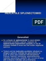Splenectomia.ppt