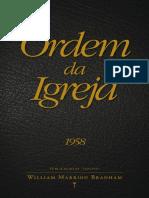 Ordem Da Igreja PDF