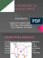 Espectrometria de Emision Atomica