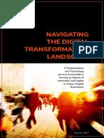 Wso2 e Book Navigating the Digital Transformation Landscape