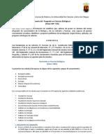 Convocatoria Ingreso Doctorado 2017-1 UNICACH
