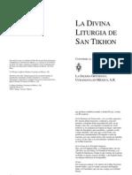Divine Liturgy of Saint Tikhon