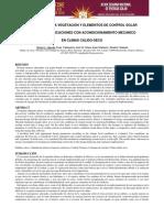 2015 Alpuche - Influencia de La Vegetación en Acondicionamiento Mecánico en Climas Cálido-secos