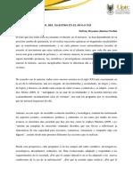 ROL DEL MAESTRO EN EL SIGLO XXI .docx